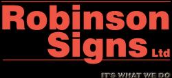 Robinson Signs